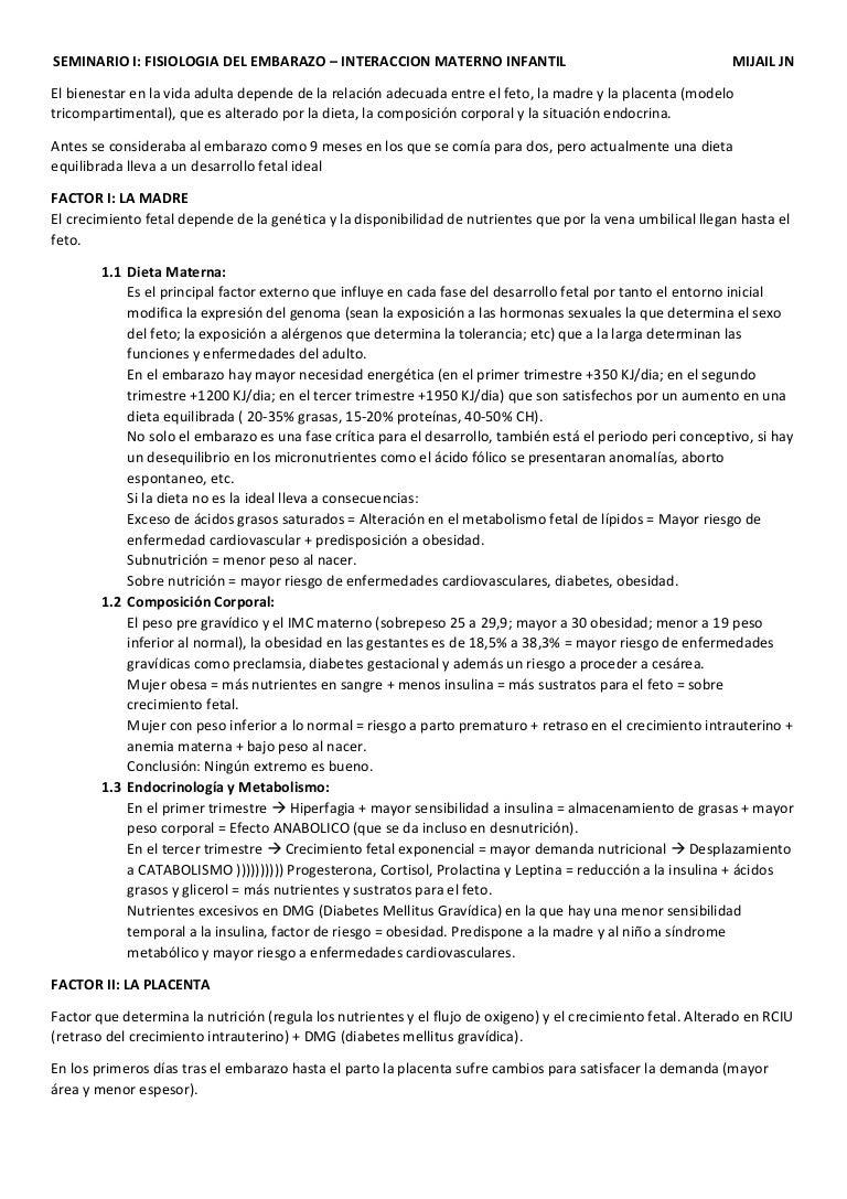 Resumen Seminarios 8-9-10-11-12-13 Bioquimica