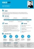 Resume of brand strategist