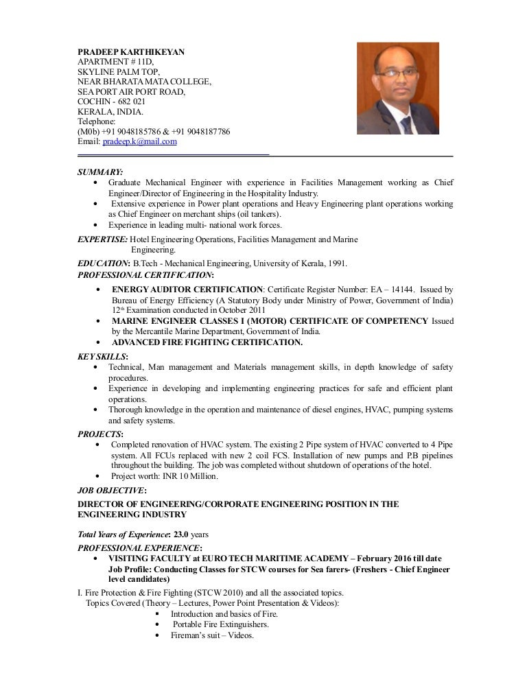 Mechanical Engineer Cover Letter Mechanical Piping Superintendent .