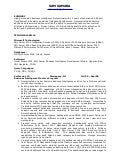 business intelligence resume sam kamara - Business Intelligence Resume