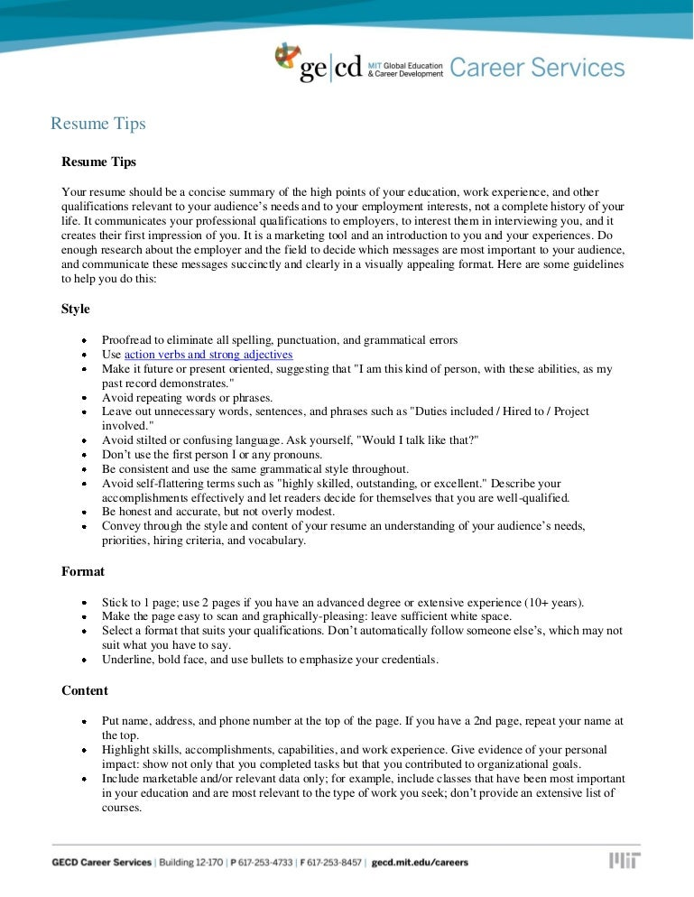 mit cover letter