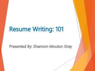 Resume writing services jacksonville fl Resume writing service