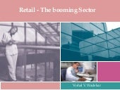 Retail   The Booming Sector