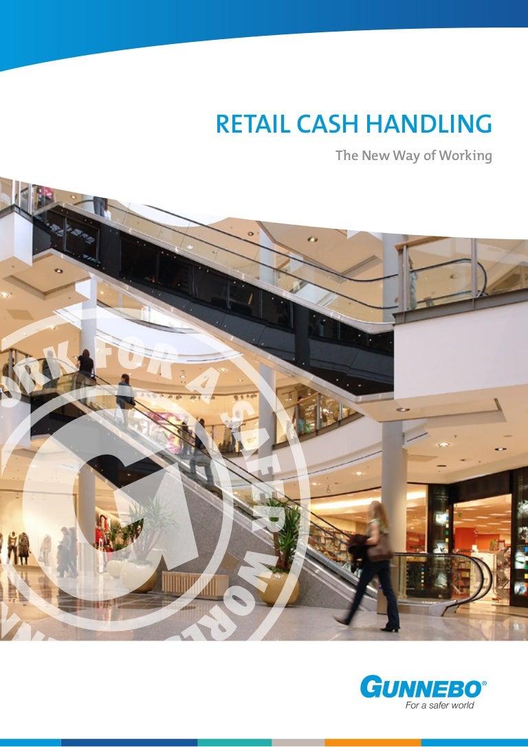 retail cash handling market story