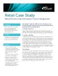 Retail Case Study: Improving Operational Efficiencies in IT to Increase Service Levels