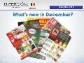 What's new in December 2014
