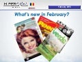 What's new in February 2015? RO