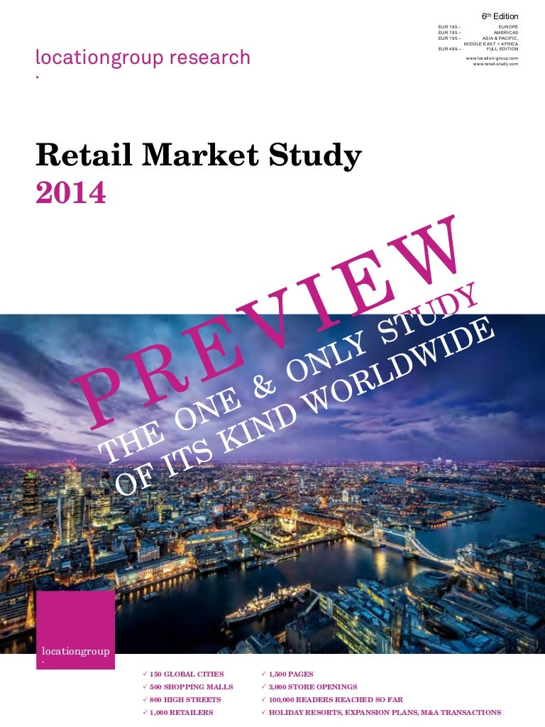 80762ab24d4e1 Retail Market Study 2014 Preview