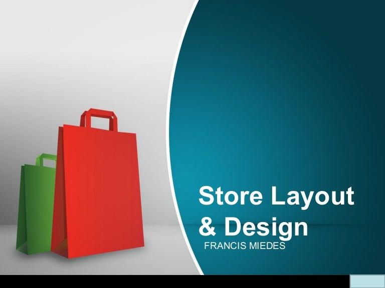 Store layout and design toneelgroepblik Choice Image
