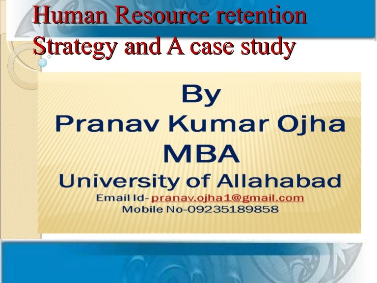 hr case study 1 1 society for human resource management motors and more, inc - a progressive hr case study by don mccain, edd learning objective(s.