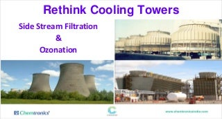 Rethink Cooling Tower Water Treatment