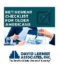 Retirement Checklist for Older Americans