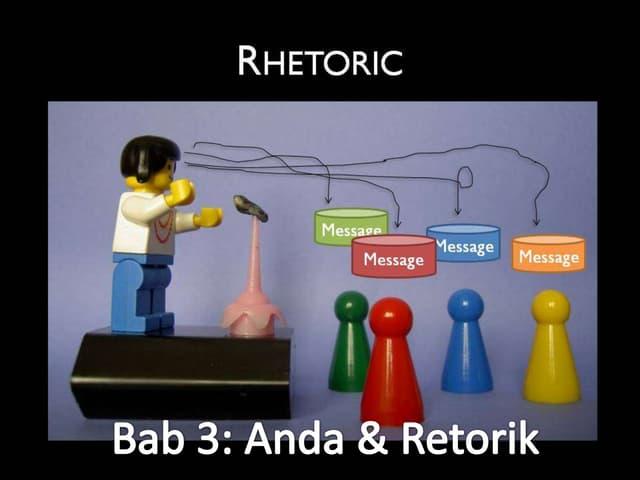 Retorik (bahagian i)