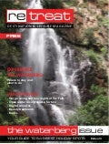 Retreat destination and leisure magazine