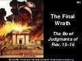 Revelation 15-16 The Bowl Judgments