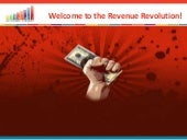 Revenue Performance Management (RPM) - Welcome to the Revolution!