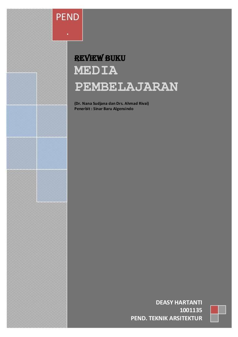 review buku media pembelajaran