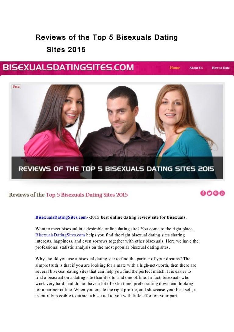 Professional bisexual men web site