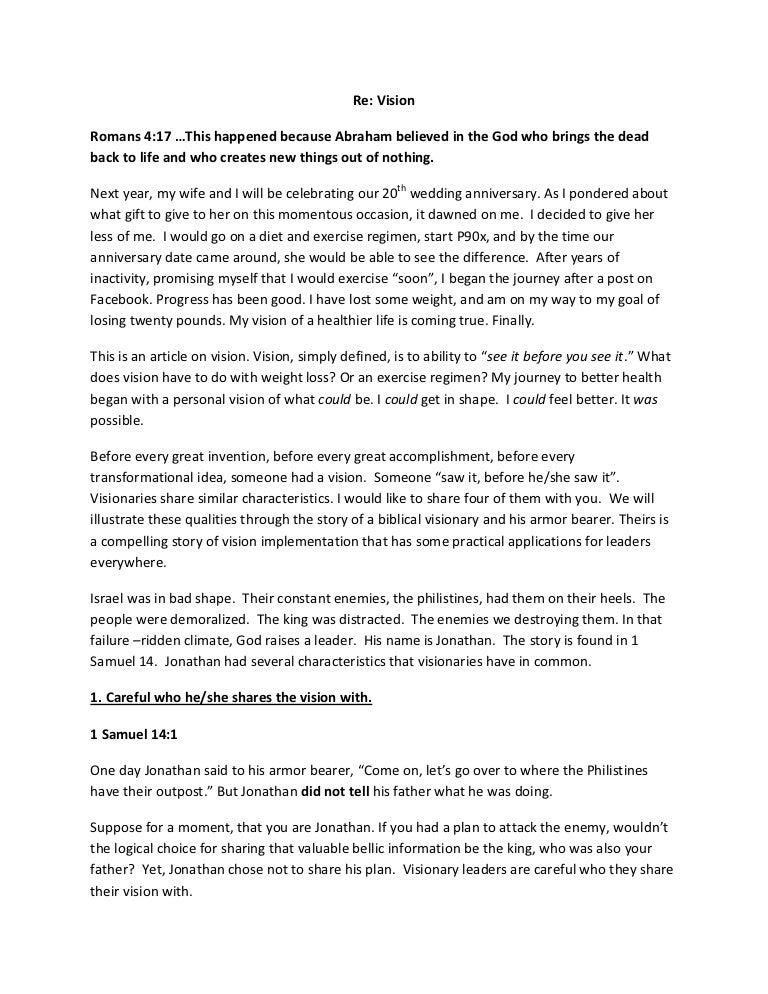 Revision sermon in worddocx