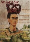 De Sur a Sur Revista de Poesía y Artes Literarias Año I-  Nº 001 Agosto 2017