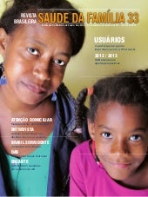 Revista Brasileira Saúde da Família - Número 33
