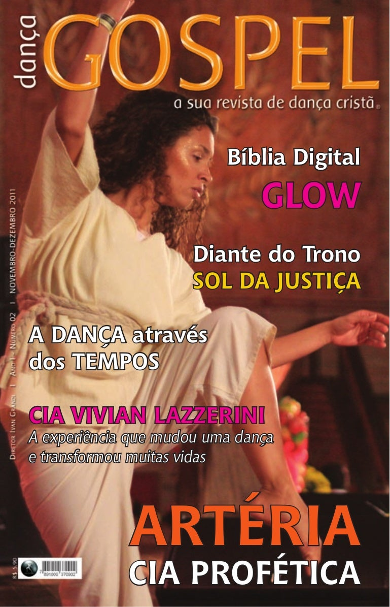6daedd743f Revista Dança Gospel (nov+dez 2011)