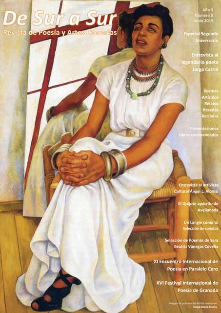 De Sur a Sur. Poesía y Artes Literarias #8