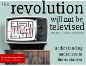 The Revolution will not be Televised...but if you're lucky, it'll be memed.