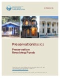Forum Journal (Fall 2014): Preservation Basics: Preservation Revolving Funds