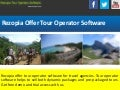 Rezopia Offer Tour Operator Software