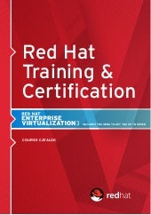 Red Hat Training Catalog 2012