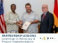 The Rotary-USAID Partnership: Lessons Learned in Advocacy and Project Implementation