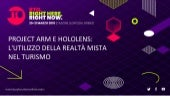 RICCARDO NAPOLITANO | Hololens | BTO11 Right here, right now