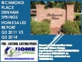 Richmond Place Denham Springs LA 70706 Home Sales Q3 2011 vs Q3 2014