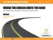 Where the Rubber Meets the Road: The Business Impact of Social Consumers (#AhaNH 2011)