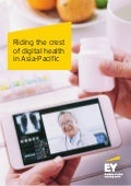 Riding the crest of digital health in APAC