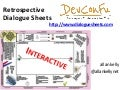Dialogue Sheets for Retrospectives (Riga)