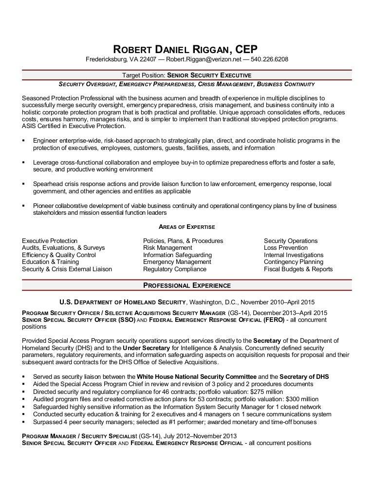 riggan sse resume june 2016