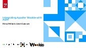 Integrating Apache Wookie with AEM by Rima Mittal and Ankit Gubrani