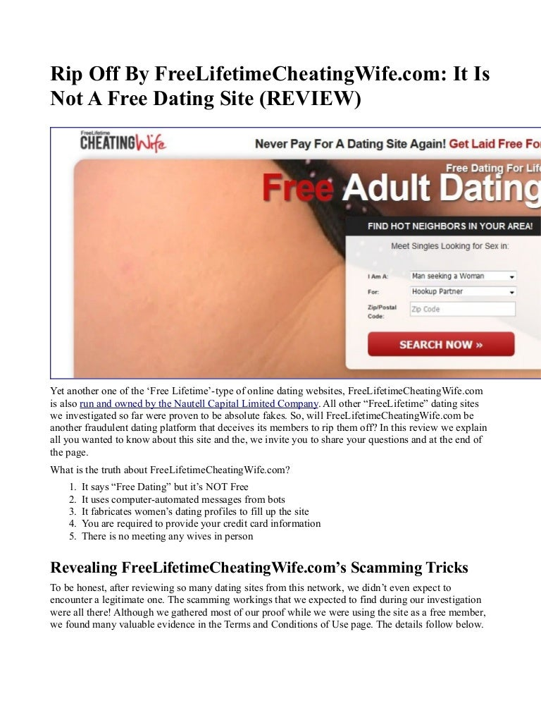 Free hookup with no credit card required