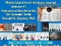 Rhode Island Small Business Journal (RISBJ) 2016 Articles by Ronald G. Shapiro, Ph. D.