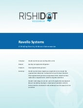 Rishidot Research Briefing Notes - Ravello Systems