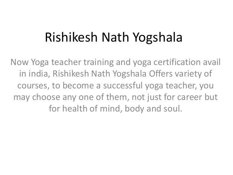 Yoga Teacher Training Courseyoga Teacher Certificationyoga Teacher