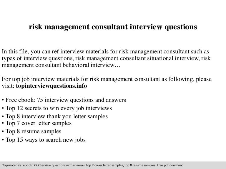 cover letter for management consultants
