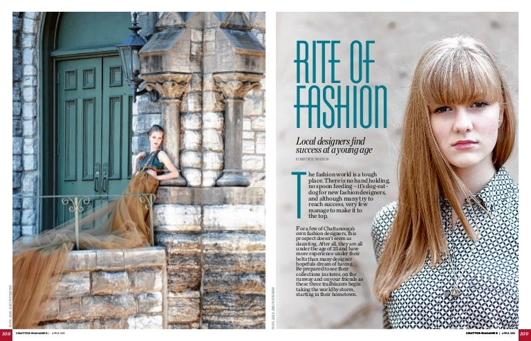 Local Designers Find Success At A Young Age