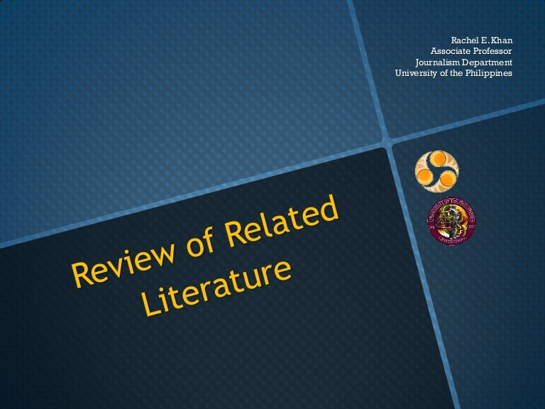 Doing a Literature Review  Releasing the Social Science Research