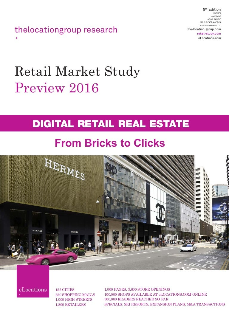 Retail Market Study 2016 Preview f5fca79bccdf