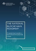 Roadmap blockchain nasional australia