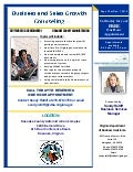 Roanoke County Business Counseling, September 30 & December 1, 2010