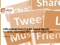 Influencing Search with Social Signals: Rob Garner at Pubcon Las Vegas 2013